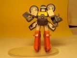 Transformers Perceptor Super Collection Figures