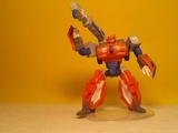 Transformers Grap (Micron Densetsu) Super Collection Figures