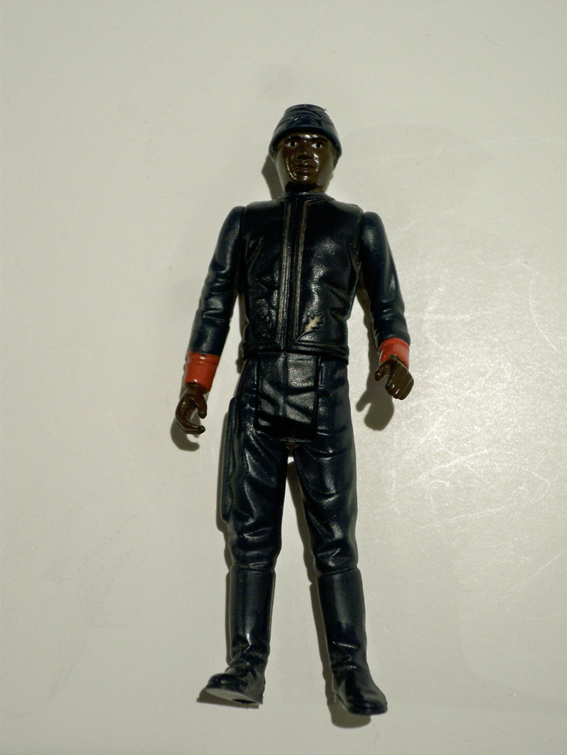 Star Wars Bespin Security Guard Vintage Figures (pre-1997)