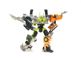 Transformers Steamhammer (Constructicons 5-Pack) Power Core Combiners 4e663df81806990001000119