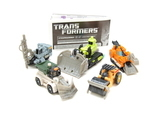 Transformers Steamhammer (Constructicons 5-Pack) Power Core Combiners image 2