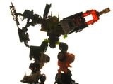 Transformers Steamhammer (Constructicons 5-Pack) Power Core Combiners image 3