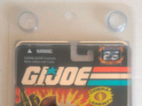 G.I. Joe Zartan 25th Anniversary