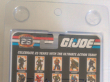 G.I. Joe Zartan 25th Anniversary thumbnail 1
