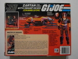 G.I. Joe Zartan Classic Collection thumbnail 2