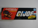 G.I. Joe Zartan Classic Collection thumbnail 5