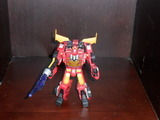 Transformers Rodimus Classics Series 4e68c471eb6c3f000100024f
