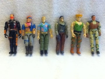 G.I. Joe Chuckles Classic Collection