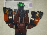 Transformers Dark Crumplezone Unicron Trilogy thumbnail 1