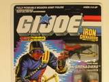 G.I. Joe Iron Grenadier Classic Collection