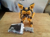 Transformers Bumblebee Transformers Movie Universe thumbnail 7