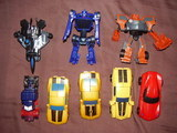 Transformers Transformer Lot Lots thumbnail 499