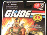 G.I. Joe Dreadnok - Dreadnok Ripper 25th Anniversary