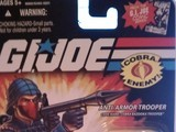 G.I. Joe Cobra Bazooka Trooper 25th Anniversary