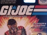 G.I. Joe K-9 Officer &amp; Attack Dog - Codname: Mutt &amp; Junkyard 25th Anniversary