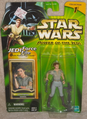 Star Wars Princess Leia - General Power of the Jedi (POTJ)