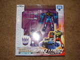 Transformers UN-20 Rumble &amp; Frenzy Miscellaneous (Takara)
