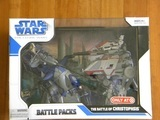 Star Wars Battle of Christophsis Episode II - Attack of the Clones