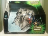 Star Wars Luke Skywalker's Snowspeeder Power of the Jedi (POTJ)