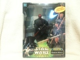 Star Wars Darth Maul (Lightsaber Action) Power of the Jedi (POTJ)