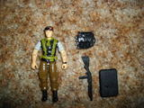 G.I. Joe Night Force: Lt. Falcon - Sneak Peek Classic Collection