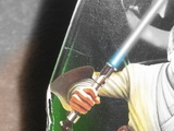Star Wars Sabe - Queen's Decoy Power of the Jedi (POTJ) thumbnail 1