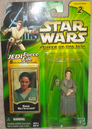 Star Wars Shmi Skywalker Power of the Jedi (POTJ)