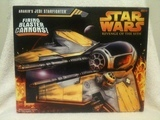 Star Wars Anakin's Jedi Starfighter Episode III - Revenge of the Sith thumbnail 0