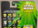 Star Wars Obi-Wan Kenobi - Jedi Training Gear Power of the Jedi (POTJ)