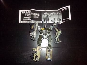 Transformers Bombshock (Combaticons 5-Pack) Power Core Combiners