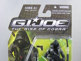 G.I. Joe Snake Eyes - Paris Pursuit Rise of Cobra