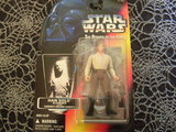 Star Wars Han Solo in Carbonite with Carbonite Freezing Chamber Power of the Force (POTF2) (1995)