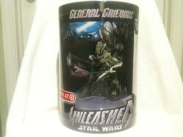 Star Wars General Grievous Unleashed