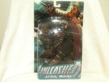 Star Wars Chewbacca Unleashed