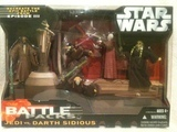 Star Wars Jedi Vs. Darth Sidious Saga Collection (2006)