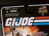 G.I. Joe Specialist Trakker 25th Anniversary