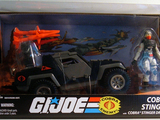 G.I. Joe Cobra Stinger 25th Anniversary