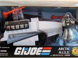 G.I. Joe Arctic H.I.S.S. Tank 25th Anniversary