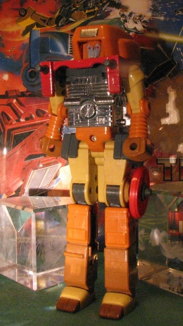 Transformers Wreck-Gar Generation 1