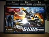 G.I. Joe Cobra Fury with Alley Viper Officer Pursuit of Cobra