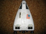 G.I. Joe Defiant Space Shuttle Complex Classic Collection