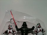 Star Wars Darth Vader and Incinerator Troopers Legacy Collection