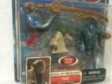 Star Wars Yoda (with Force Powers) Saga (2002) thumbnail 1