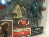 Star Wars Yoda (with Force Powers) Saga (2002) thumbnail 2