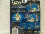 Star Wars Yoda (with Force Powers) Saga (2002) thumbnail 3