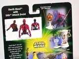 Star Wars Darth Maul with Sith Attack Droid Power of the Jedi (POTJ)
