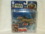 Star Wars Nexu (with Snapping Jaw and Attack Roar) Saga (2002)