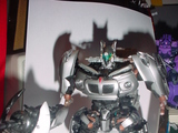 Transformers Jazz & Captain Lennox Transformers Movie Universe thumbnail 28