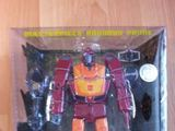 Transformers TRU exclusive Masterpiece Rodimus Prime with Offshoot Classics Series 4e8548c3b5bfb3000100025c