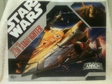 Star Wars Saesee Tiin's Jedi Starfighter 30th Anniversary Collection